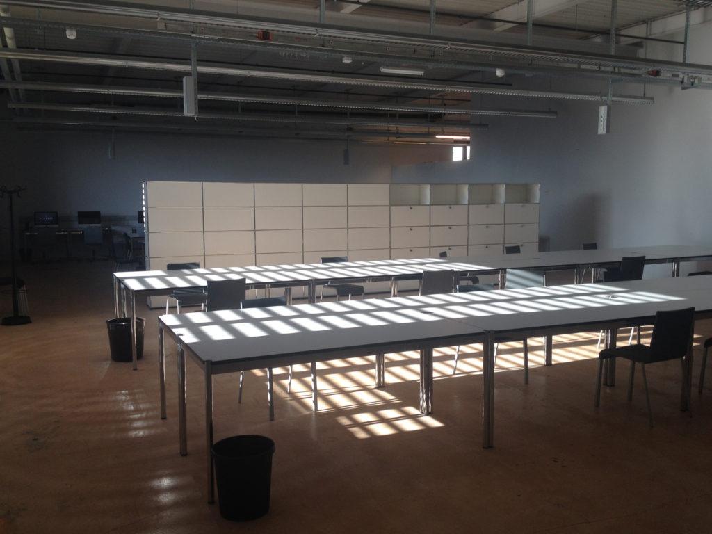 Master of Product Design Classroom - ECAL 2014, Thomas Elliott Burns