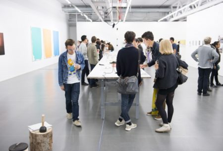 Thomas Elliott Burns at ECAL ELAC for Open Days 2013