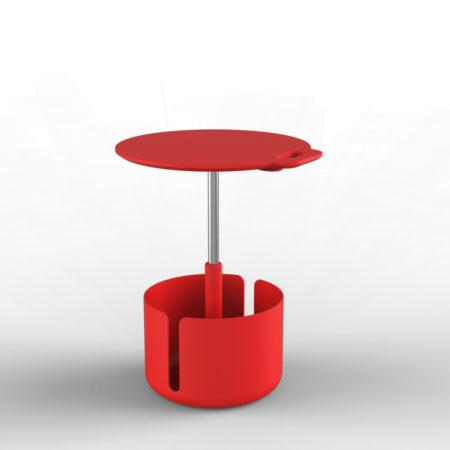 Thomas Elliott Burns - Adjustable Table-Stool